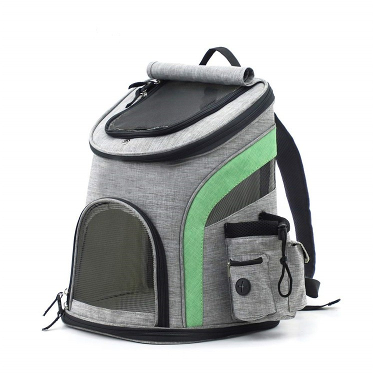 Airline Approved Small Hiking Pet Dog Carrier Bag Carry Pet Dog Backpack